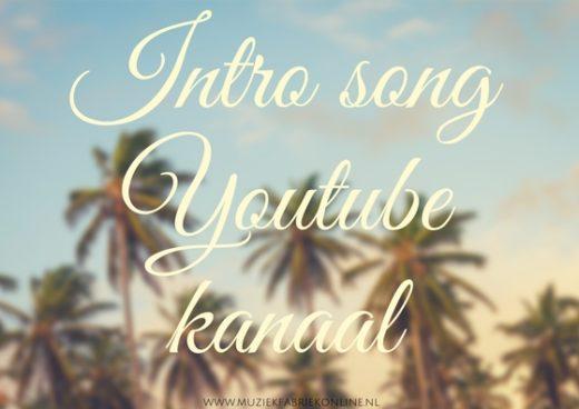 intro song youtube kanaal www.muziekfabriekonline.nl