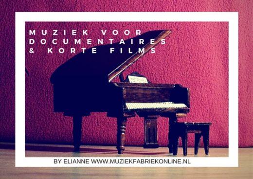 muziek voor documentaires