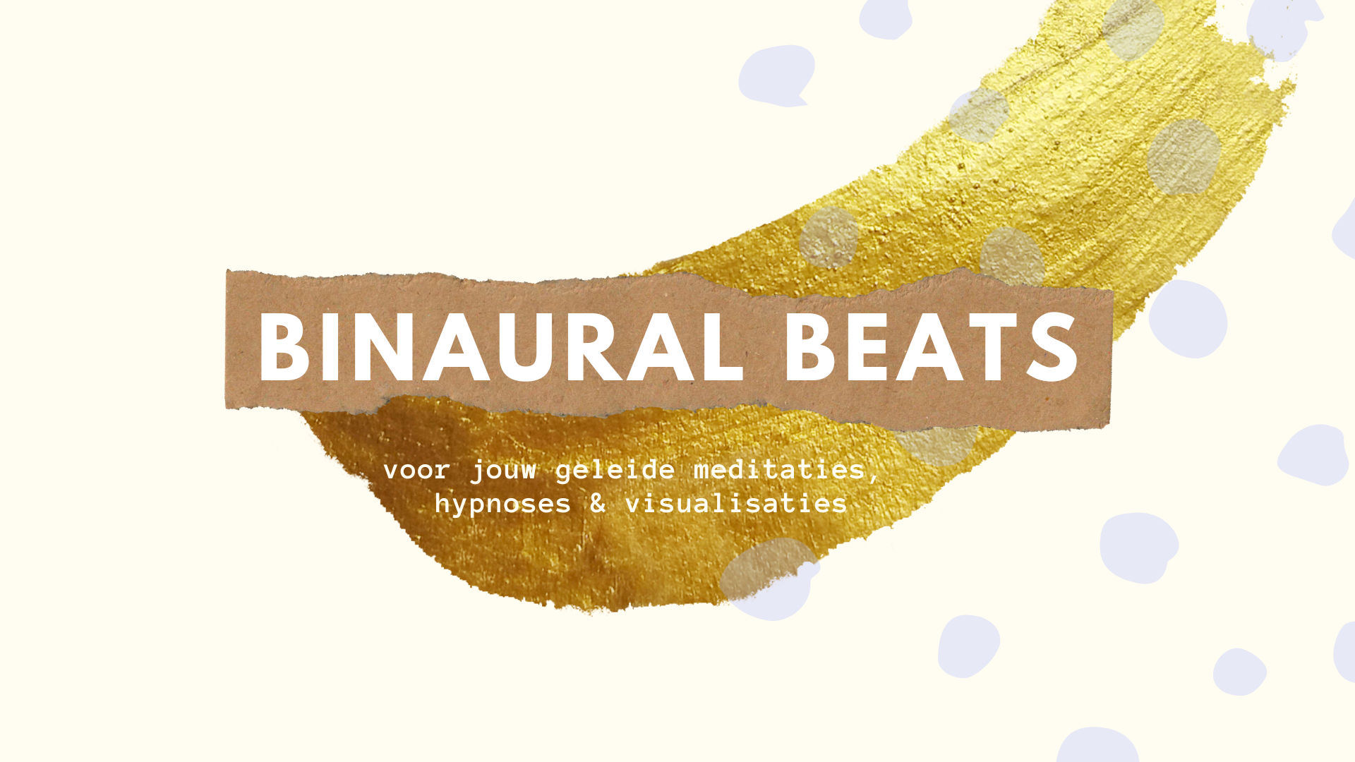 binaural beats voor meditaties visualisaties en hypnoses